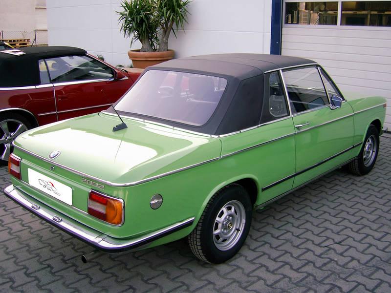 ck-cabrio - manufaktur für cabrioverdecke: bmw baur 1602/2002 targa