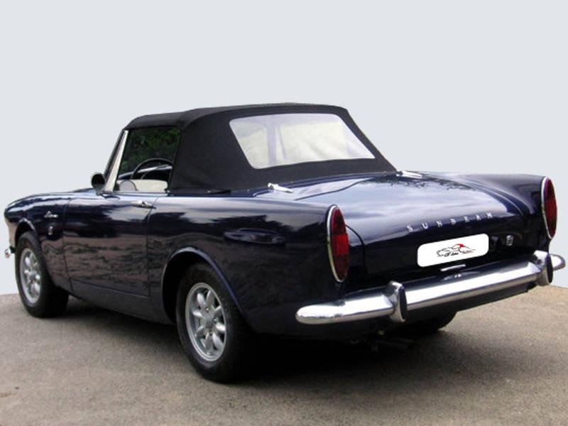 ck cabrio manufaktur f r cabrioverdecke sunbeam alpine. Black Bedroom Furniture Sets. Home Design Ideas