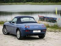 Fiat Barchetta Verdeck Montageanleitung Stoff neu                         A