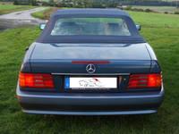 Neu Original Mercedes Benz MB Sl320 Sl500 Sl600 R129 Stoffverdeck Hand