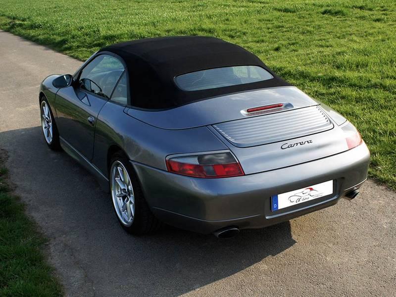 Neuer Porsche 996 997 Dichtrahmen Verdeck Verdeckgestänge links